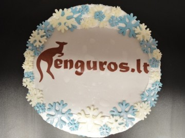 2017 m. kalėdinis vakarėlis ir Kenguros.lt 3 metų gimtadienis - Kenguros.lt